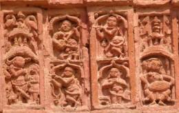 Dancers & Musicians; Raghunath temple
