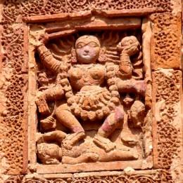 Goddess Kali; Raghunath temple