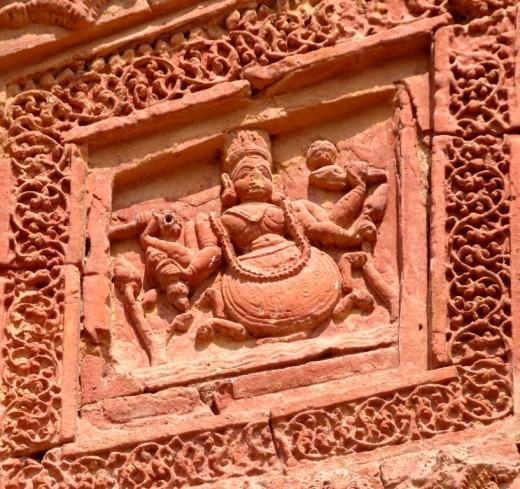 KURMAVATAR (Lord Vishnu as a tortoise); Raghunath temple