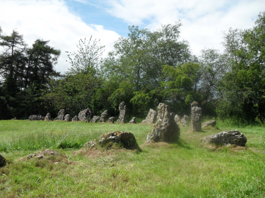 The Rollright Stones, the King's Men