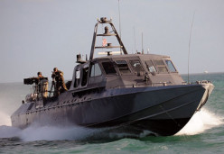 Why are we giving Kenya  Free Navy Seal Boats?