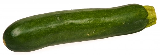 The zucchini is low in calories, filled with vitamins A and C, and plentiful during the summer months.