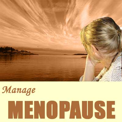 Contemplating the onset of the menopause
