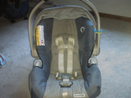 This is our car seat