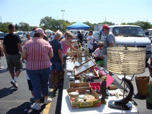 Rosemont Flea Market