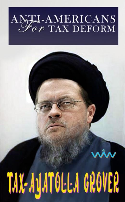No New Taxes Ayatolla
