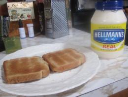 I prefer Hellmann's mayonnaise.