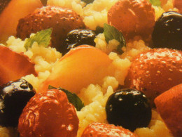 Fruited Couscous Salad Is A Wonderful Kid Friendly And Healthy Recipe