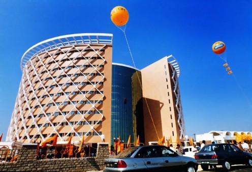 A Building @ Hitec city