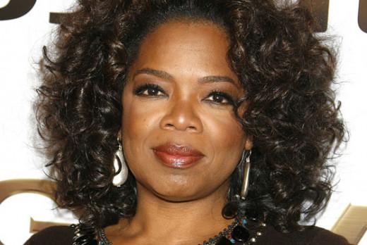 Oprah Winfrey. Entreprenuer Extraordinaire.
