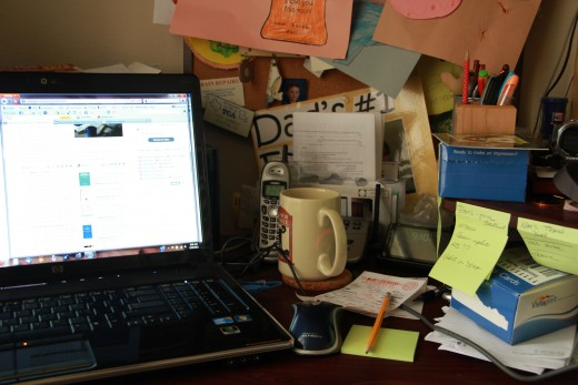Big fan of clutter? The 5S methodology isn't for you then.