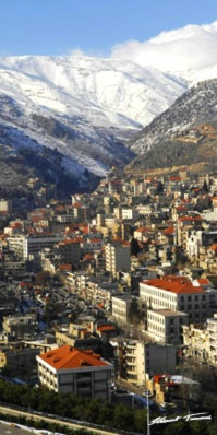 Views of Zahle