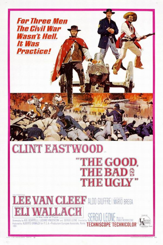 The Good the Bad and the Ugly (1966)