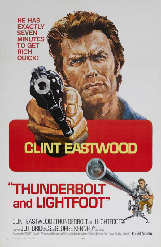 Thunderbolt and Lightfoot (1974(