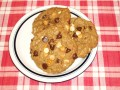 Pizza Cookies - Oatmeal Chocolate Chip Butterscotch Coconut Cookie Recipe