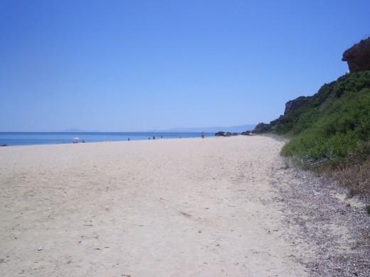 Skala beach