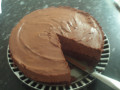 How to Make an Easy Chocolate and Orange Torte