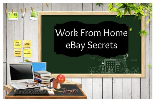 How to work from home and make money on eBay