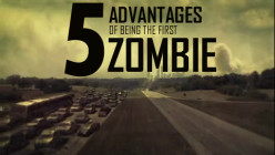 5 Advantages of being the First Zombie