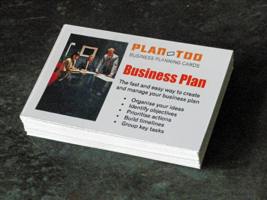 Knowing EXACTLY how your business will operate can help you get funds and avoid problems.
