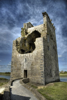 Carrig castle as it is today