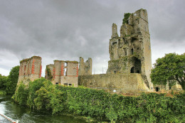 Askeaton castle where Eleanor resided for many years