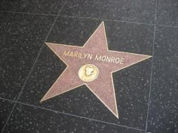 Marilyn's Hollywood Star
