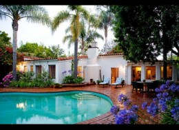Marilyn's Old Hollywood Home