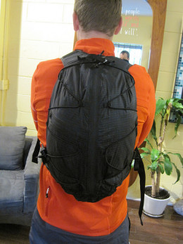A durable comfortable pack is a good investment.