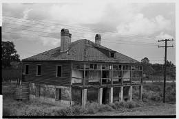 Destrehan Plantation before renovation