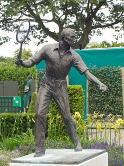 History of Wimbledon Tennis