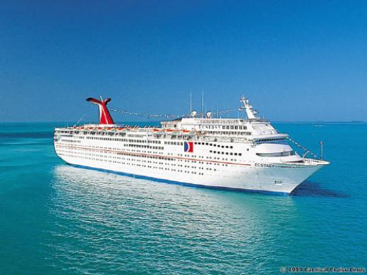 carnival-cruise ship
