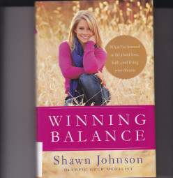 Review: Winning Balance by Shawn Johnson