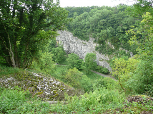 Along Monsal Trail