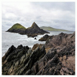 Slea Head, Dingle Peninsula, Co Kerry, Ireland.