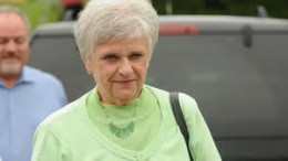 Wife & defense witness, Dottie Sandusky