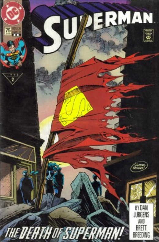 The Death of Superman (The Beginning of the End)