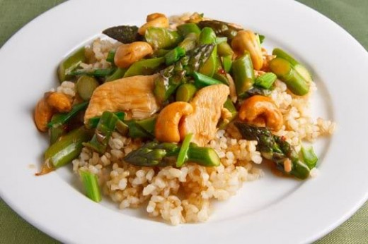 Tasty Chicken Stir-fry!