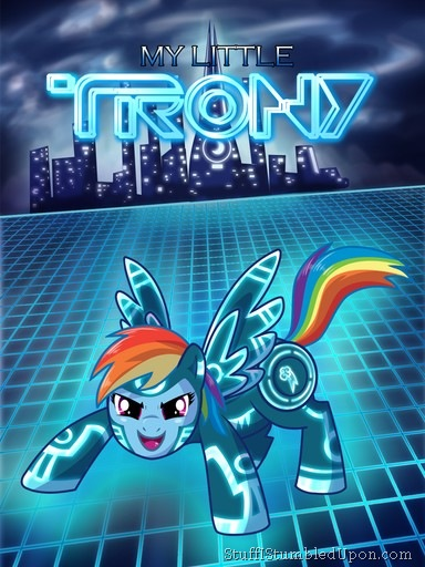 Tron ponified