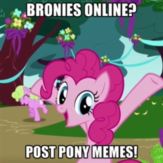 (Blank) Online? meme