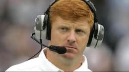 Penn State Graduate & Asst. football coach, Mike McQueary