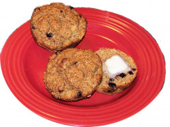 How to Make Delicious Healthy Blueberry Whole Wheat Muffins