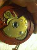 complete bridge and clutch assembled in Right Hand side plate