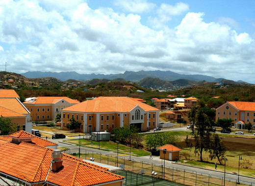 St. George's Caribbean Medical School, Grenada