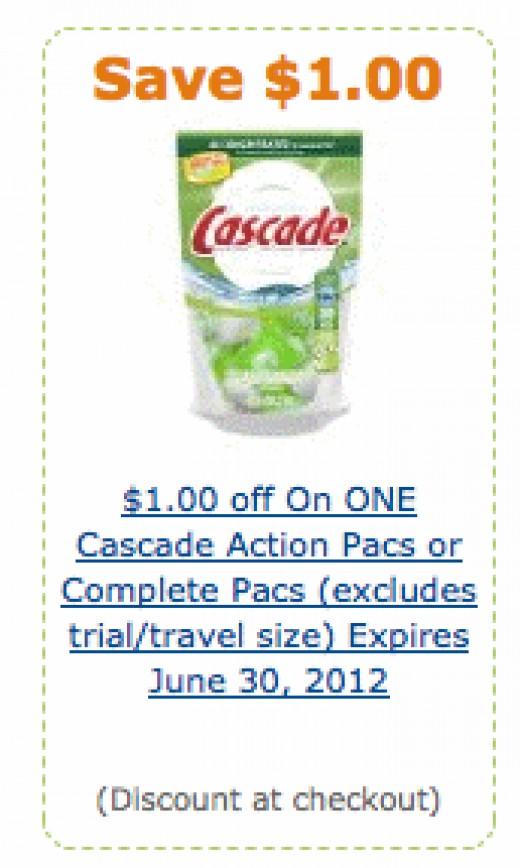 Yes, Amazon has coupons