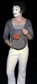Marcel Marceau - a remarkable mime artist