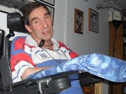 Tony Nicklinson is fighting for his right to end his own life!