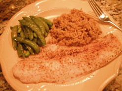 Basic Broiled Fish: Quick, Easy, Healthy and Delicious