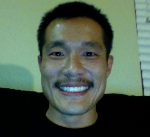 This was the best I could do for the Movember fundraiser.