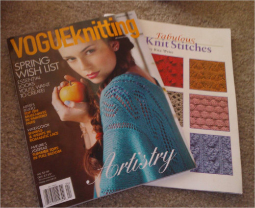 Vogue has its own Knitting edition!